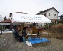 施工実績 岐阜県関市 住宅新築工事 太陽光発電住宅 地鎮祭