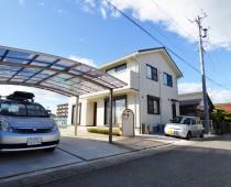 施工事例 岐阜県各務原市 住宅工事 二世帯住宅